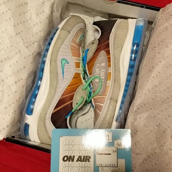 Nike Shoes Mike Air Max 98 La Mezcla Poshmark